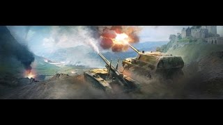 World of Tanks Arty Mod Test (HD+)deutsch