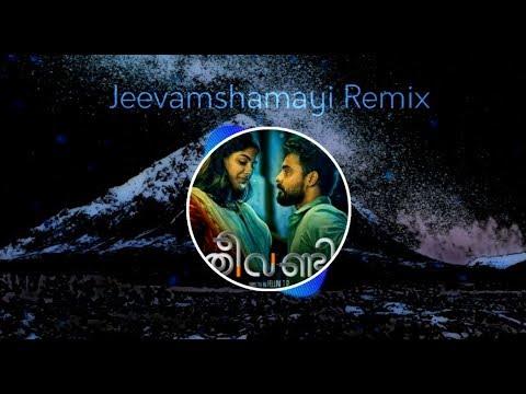 Jeevamshamayi Song Remix | Theevandi
