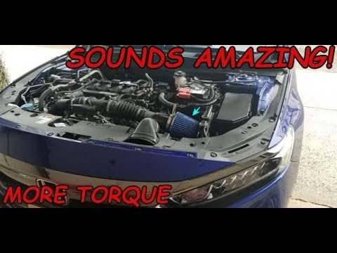 THIS IS A MUST MOD FOR ANY NEW HONDA ACCORD/ CIVIC TURBO (MUST WATCH!)