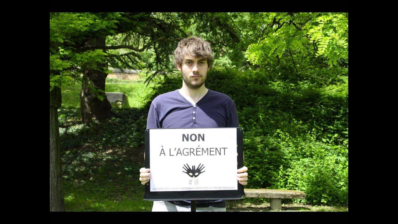 """Download """"Non à l'agrément"""" - WEIE 2014"""