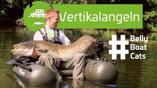 Welsangeln mit dem Belly Boat | Mein 1. Mal | www.zeck-fishing.com