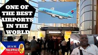SEOUL KOREA AIRPORT