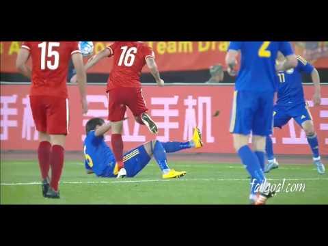 China 0-1 Kazakhstan