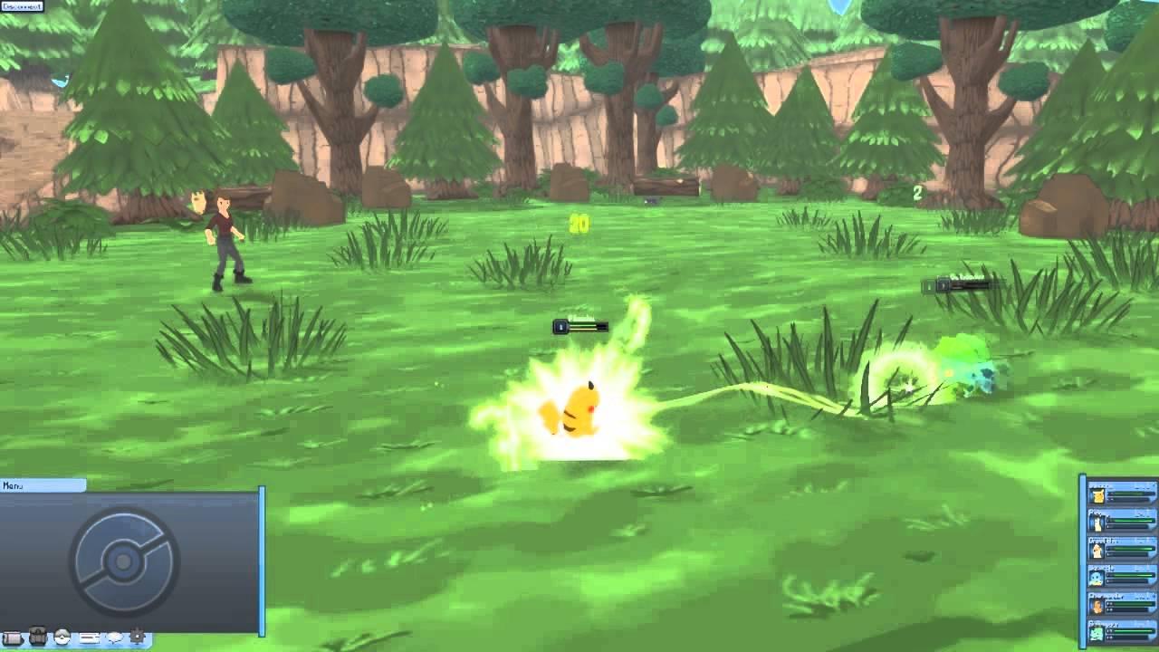 Pokemon Online Game Pokemon Generations Gameplay Youtube