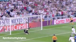 UEFA Champion's League 2015 ● All the Goals in the Semifinals