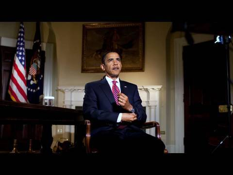 Weekly Address: Myths and Morality in Health Insurance Reform