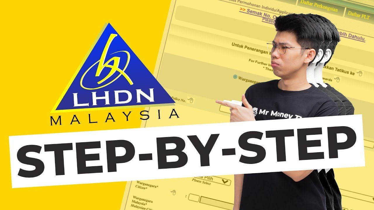 How to File Income Tax in Malaysia 2021   LHDN