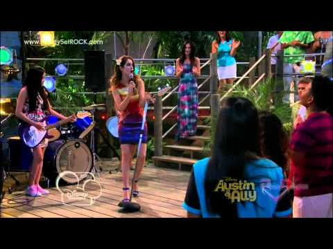 Ally Dawson Laura Marano  Redial HD