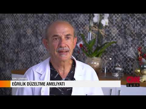 İlizarov Tekniği ile Eğrilik Düzeltme -  Op. Dr. Mustafa AYAS - CNN Türk / İŞİN UZMANI