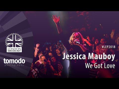 Jessica Mauboy - We Got Love | London Eurovision Party 2018