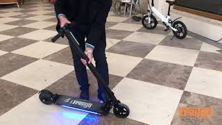 How to use Freego Future Six#ES-06X electric scooter