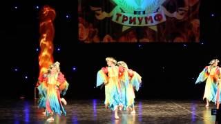 Русский народный танец. Детский конкурс