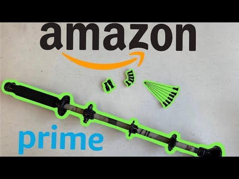 TESTING $8 AMAZON BLOWGUN ON FRIENDS!!