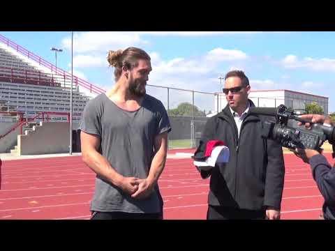 Super Bowl Champion Bryan Braman Returns To Long Beach City College