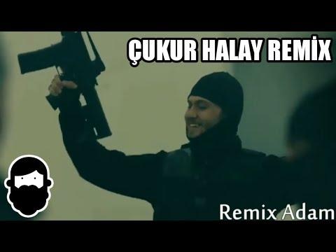 REMİX ADAM - Yeni Çukur Halay Remix (Ahey Ahey) 21 Mart 2018