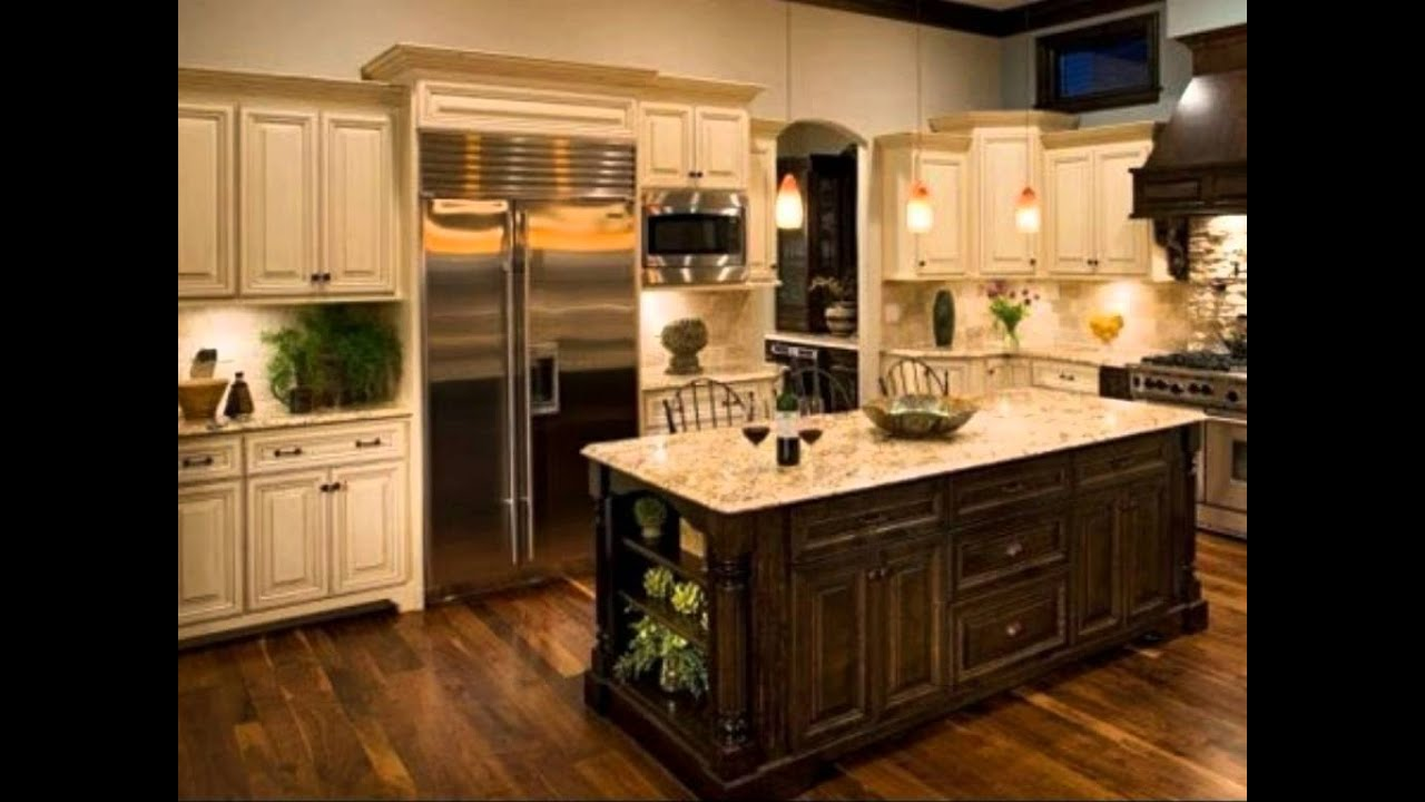 Amazing kitchen design ideal for you best interior for Kitchen decorating ideas youtube