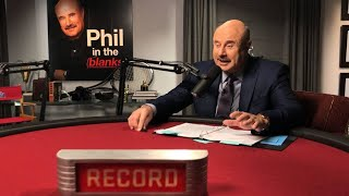 Get An Edge In Your Life To Accomplish Your Goals With 'Phil In The Blanks' Podcast