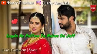 Kurti Jaggi Bajwa WhatsApp Status   Roshan Prince Ranjha Refugee   New Punjabi Songs 2018