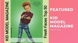 Toddler modeling: Kid Model Ma…