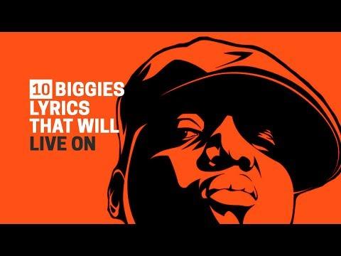 10 Biggie Lyrics That Will Live On