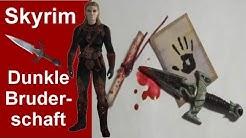 Skyrim - Dunkle Bruderschaft (Beitreten, Quests & coole Items)