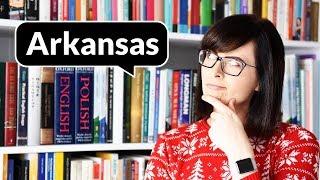 Arkansas, Illinois, Rhode Island – jak czytać stany USA? | Po Cudzemu #155