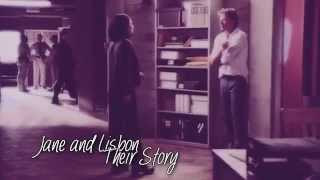jane & lisbon || their story [season 1-6]