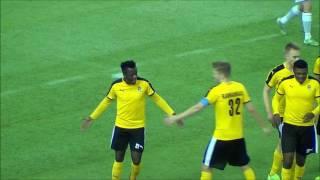 Maalikooste: KuPS - FC Haka 1-0
