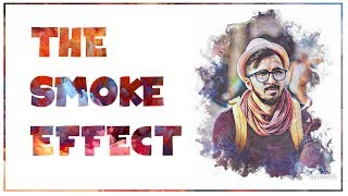 How To Create The Smoke Effect Using Your Phone In Photo Lab