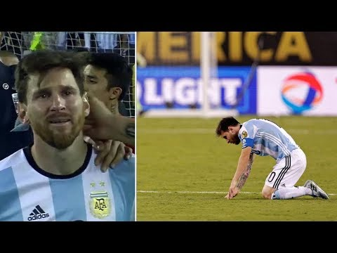 The game that devastated Leo Messi - Oh My Goal