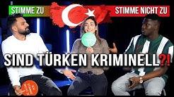Typisch TÜRKEN   Türken reagieren auf STEREOTYPEN   Teil 2