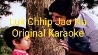 Luk Chhip Jao Na Original Karaoke