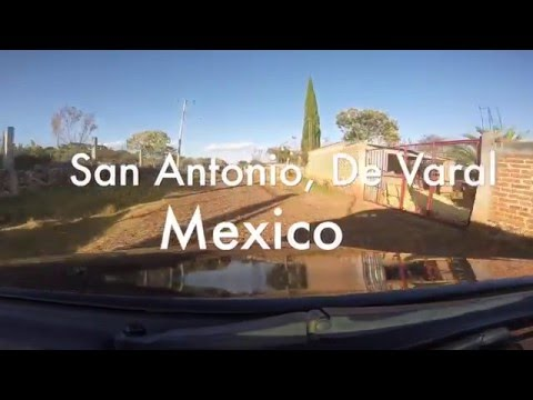 Mexico mountain timelapse