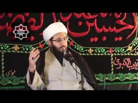 Shaykh Amin Rastani - Will It Have an Effect on My Spirituality? - Night 8 Muharram 2014