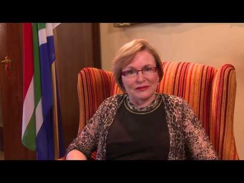 A Message from Helen Zille to South Africans Abroad
