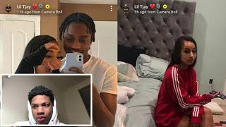 Lil Tjay and Lala Baptiste Update!! DDG And Rubi Are Back Together?! Its All A Prank?!