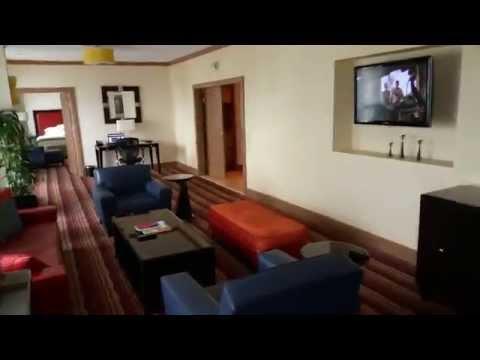 Hilton suites magnificent mile presidential suite