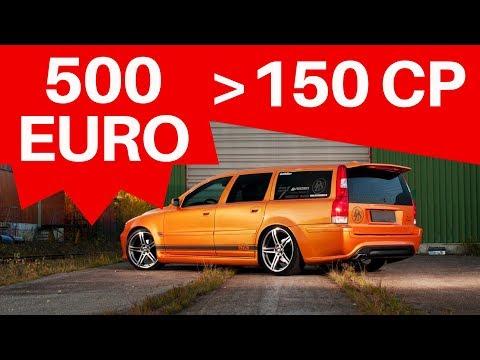 TOP 10 MASINI SUB 500 EURO PESTE 150 de CAI PUTERE VLOG S2