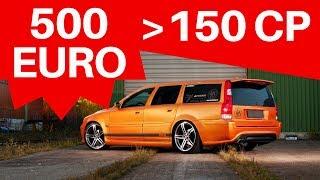 TOP 10 MASINI SUB 500 EURO!!! PESTE 150 de CAI PUTERE VLOG S2
