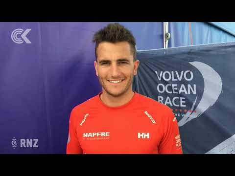 All but one Volvo Ocean Race yacht has a Kiwi onboard