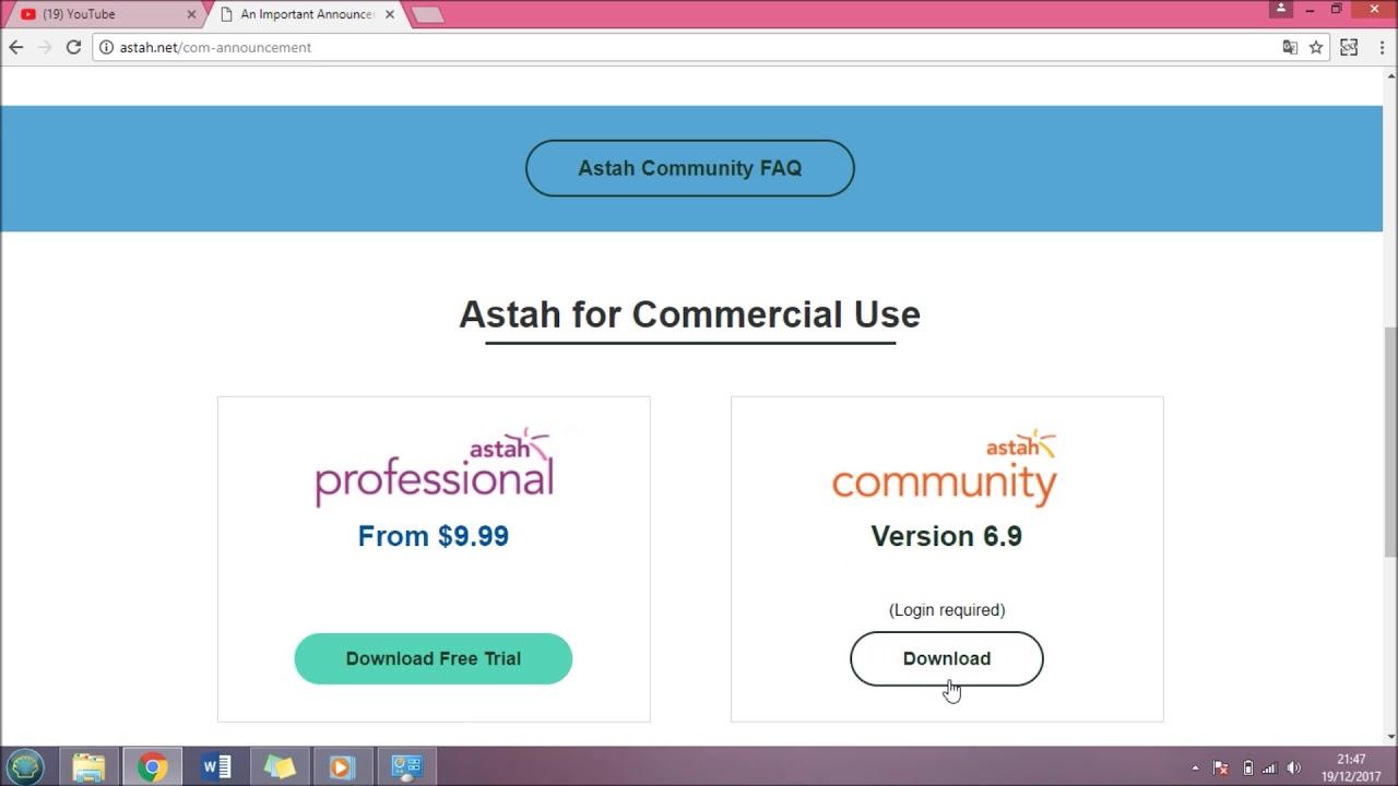 astah community gratuit 32 bits