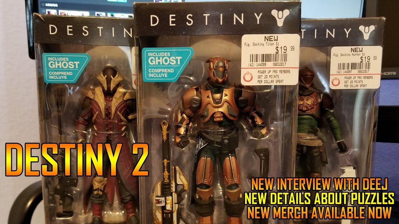 b6e667aeca3 Destiny 2 with DeeJ