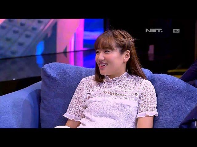 Lucunya Haruka JKT48 Baca Berita Bikin Danang Darto Pusing