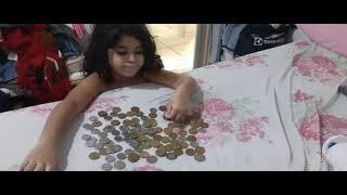 Evellyn ( Dinheiro ela mesmo tem, Dinheiro teto, Dinheiro no Kwai...)