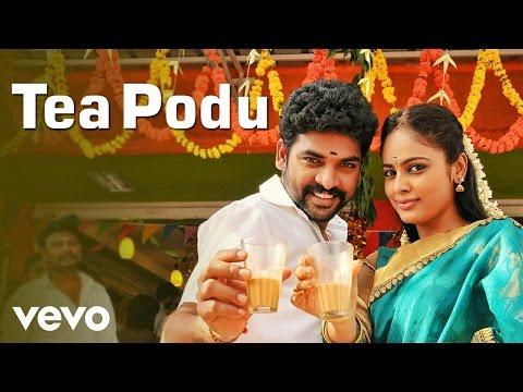 Anjala - Tea Podu Video | Vimal, Nandhita | Gopi Sundar