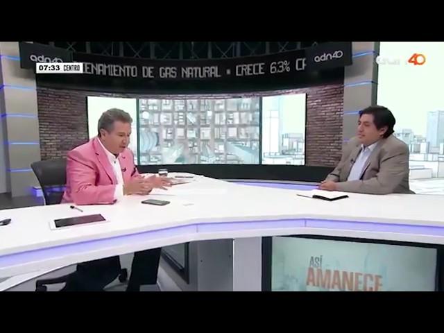 Voto Informado - Entrevista en ADN 40 con Leonardo Curzio