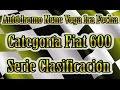 Categoria Fiat 600 Serie Clasificación. | 1ra Fecha.