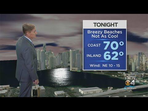 CBSMiami.com Weather 01-08-20 5PM