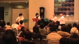 2014羽音色クリスマスコンサート http://blog.goo.ne.jp/haneiro_ako.