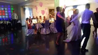 """Музыка на свадьбу.Здравствуй невеста.Ресторан """"Ягуар"""".Поёт Юрий Николаев"""
